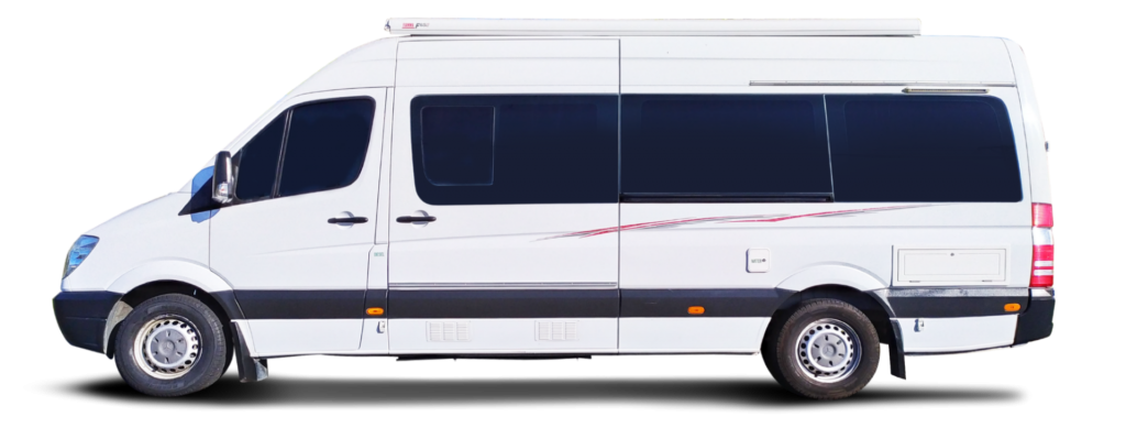 Flo - 2011 Mercedes Sprinter - 2 Berth Camper