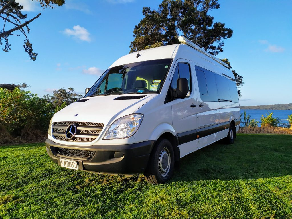 Mercedes Sprinter Campervan Flo 2 Berth